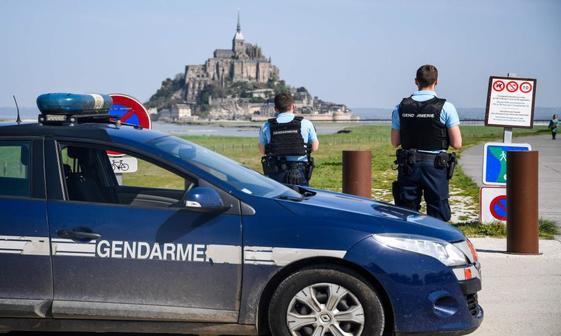 تخلیه یک مرکز گردشگری در فرانسه به دنبال تهدید به حمله+ عکس