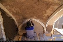عملیات مرمت چهار بنای تاریخی در کرمان آغاز شد