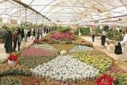 شهرستان پاکدشت ، بزرگترین تولید کننده گل کشور پذیرای مسافران نوروزی است