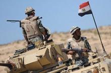 10 نظامی مصری توسط داعش کشته شدند