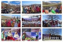 جشن نوروزی متفاوت در روستای بیاره