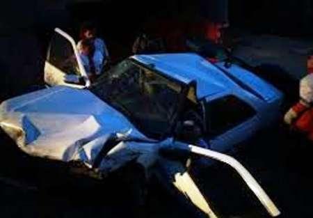 واؤگونی خودرو درمحور بروجرد - اراک یک کشته وپنج مصدوم برجای گذاشت