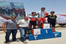 نفرات برتر مسابقات دوچرخه سواری تایم تریل کشور مشخص شدند