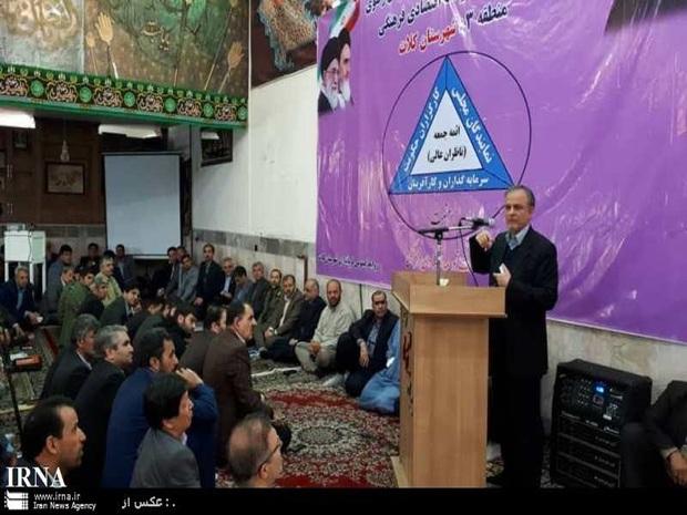 خدمات 40 ساله جمهوری اسلامی غیر قابل انکار است
