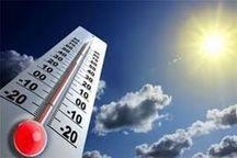 افزایش دما در گیلان