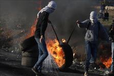 قیام فلسطینی ها در «روز خشم »/ 3 شهید و 360 زخمی