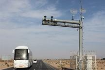47 هزار تخلف سرعت غیرمجاز نوروز امسال در جاده های فارس ثبت شد