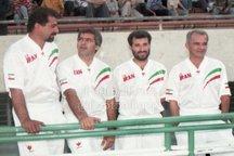 کادر فنی تیم ملی ایران در  جام ملت های آسیا 1996+ عکس