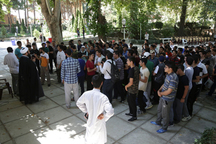 شرکت 900 نوجوان نخبه کشور در طرح 'هفت روز در بهشت' آستان قدس رضوی