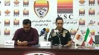 رجبی: نمیتوانستیم مقابل سپاهان فوتبال تهاجمی بازی کنیم