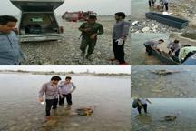 کشف جسد مرد مجهولالهویه در رودخانه دزفول