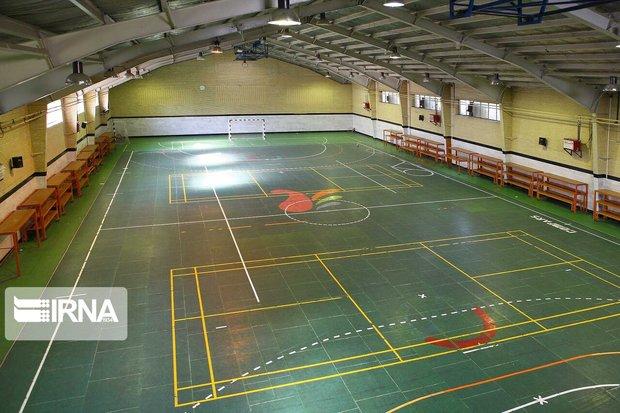 ۲۰ پروژه ورزشی امسال در استان اردبیل بهرهبرداری میشود