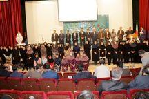 فرهنگیان و دانش آموزان افتخار آفرین کردستانی تجلیل شدند