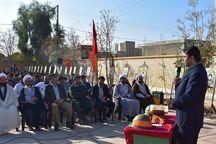 صبحگاه مشترک دانشآموزان بسیجی بهاباد برگزار شد