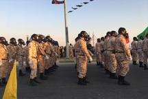 جانشین سپاه استان بوشهر: هفته دفاع مقدس برگ زرینی در تاریخ انقلاب اس