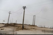 قطعی برق 20 روستای مانه و سملقان برطرف شد