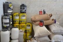 کشف یک میلیارد ریال داروهای بدنسازی قاچاق در استان یزد