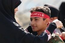 اردوی دانشآموزی فصل بیداری در آبادان برگزار شد