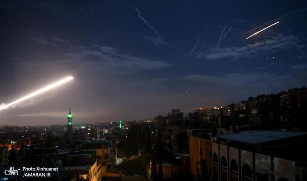 با روس ها در تماس بودیم و بیشتر موشک های مان را سوریه منهدم کرد