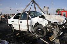واژگونی خودرو در دامغان یک کشته داشت