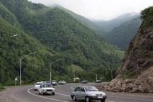 تردد نوروزی در جاده های آستارا کاهش یافت