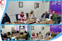 نشست ویدئوکنفرانس سیل مهربانی همکلاسیها در استان البرز