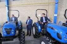 تولید 15هزار دستگاه تراکتور با مشارکت سرمایه گذار کره ای در زرندیه