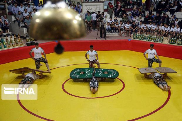 باستانی کاران سمنان به رقابت ورزشهای زورخانهای کشور اعزام شدند