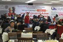 رکورد شکنی استقبال خارجی ها از شطرنج جام فجر در دوره بیست و ششم