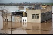 سیل به تاسیسات آب 161 روستای کرمانشاه خسارت زد