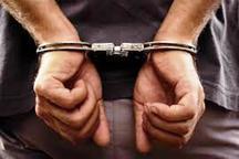 قاتل افسر مرزبانی ایلام دستگیر شد