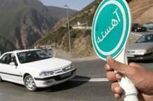 تردد در جاده های چهارمحال وبختیاری نیمه سنگین اعلام شد