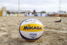 ملی پوشان والیبال ساحلی گلستان عازم ترکیه شدند