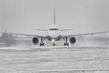 پروازهای فرودگاههای رامسر و نوشهر لغو شد