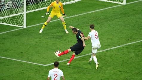 کرواسی به فینال رفت تا انگلیس بازهم حسرت به دل بماند
