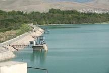 حجم آب سد مهاباد 60 درصد افزایش یافت