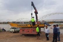 22 فروند قایق به روستاهای سیل زده شعیبیه امداد رسانی می کنند