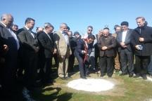 افتتاح و کلنگ زنی 4 طرح های اقتصادی در بندرامیراباد