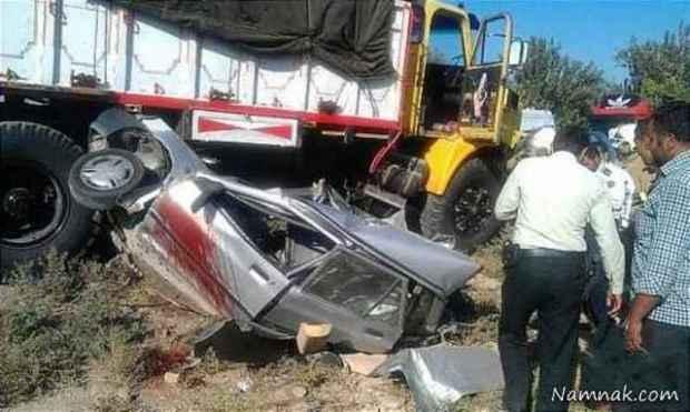 سانحه رانندگی در جغتای هشت کشته داشت