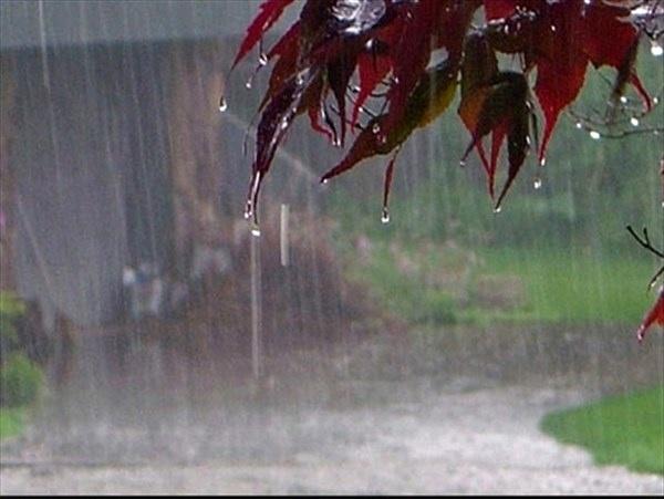 آسمان استان از بعدازظهر شنبه بارانی  می شود