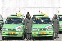 احیای دوباره تاکسی بانوان در پایتخت