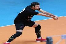 والیبالیست قزوینی در لیگ ملت ها به میدان می رود