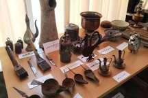 اهدای 14 قلم اشیای قدیمی به موزه تربت حیدریه