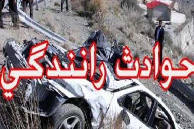 سانحه رانندگی در قزوین 17 مصدوم برجای گذاشت