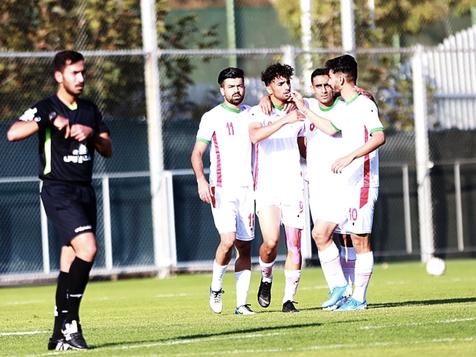 درخواست کادر فنی تیم ملی امید از سازمان لیگ