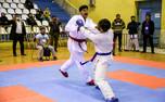 قهرمانی دانشگاه آزاد در نیم فصل سوپر لیگ کاراته