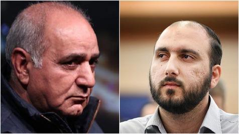 جدال لفظی پرویز پرستویی و علی فروغی مدیر شبکه سه