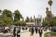 آب و هوای شیراز در عید نوروز آفتابی است