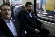 سهم خطوط ریلی در خوزستان افزایش باید پیدا کند