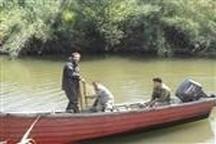 عملیات پاکسازی رودخانه شلمانرود لنگرود